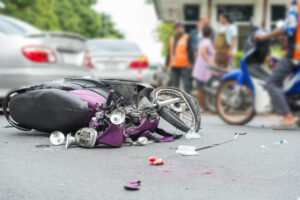 Motorcycle Accident in Las Vegas